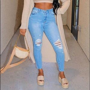 Jeans from FashionNova